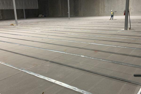 Airbus – Floor Leveling