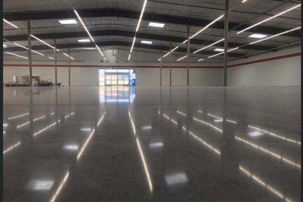 Retail – Polished Concrete