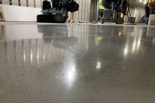 Confidential – Polished Concrete