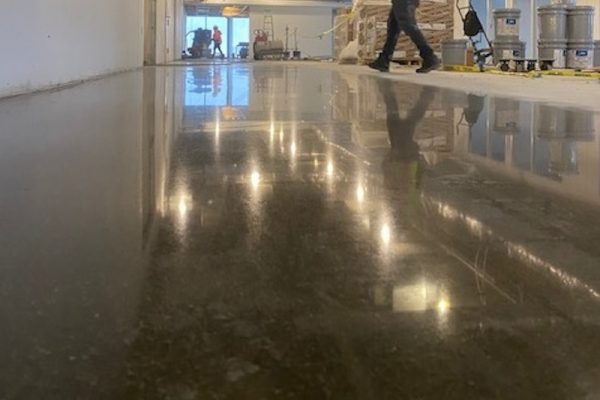 Wheaton – Polished Concrete